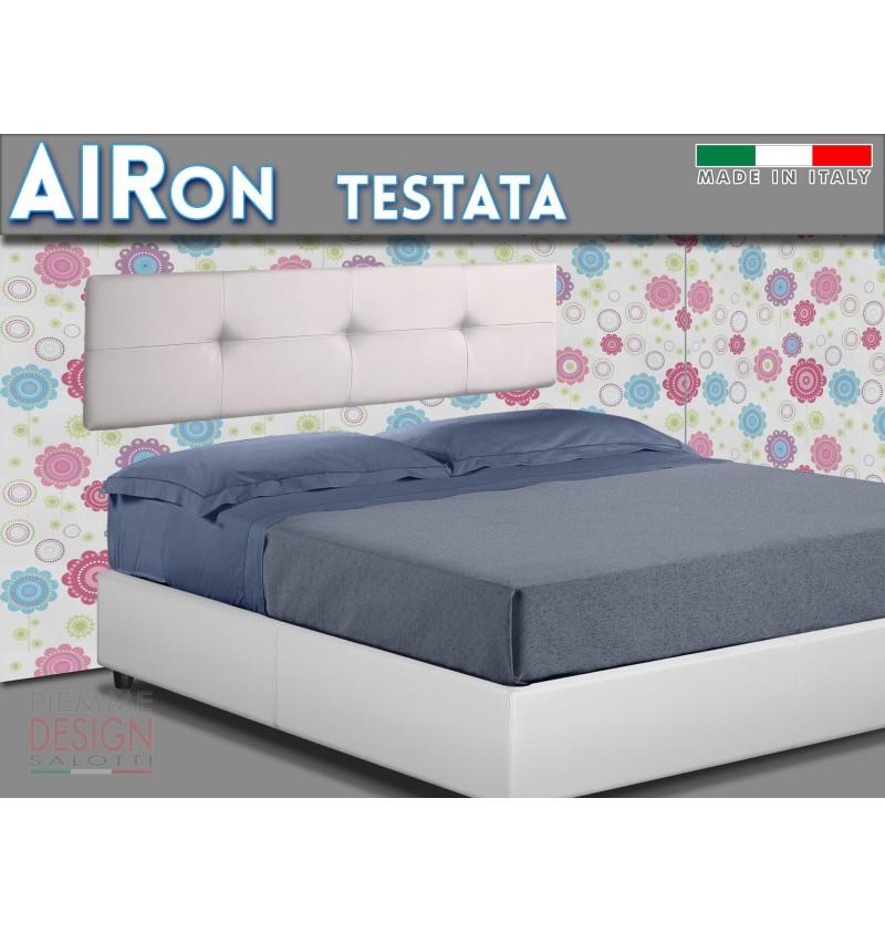 Testata letto airon piemme design salotti official store - Testate per letto ...