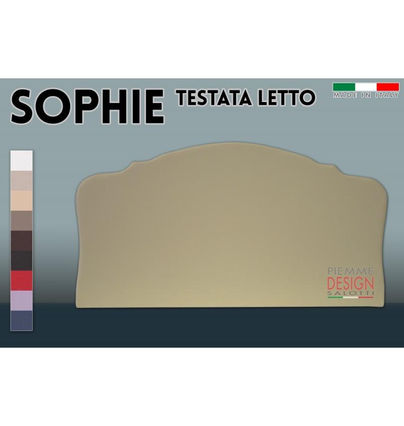 Testata letto sophie piemme design salotti official store - Testata letto design ...