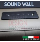 Bed Header Model SOUND WALL