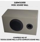Testata Letto SOUND WALL